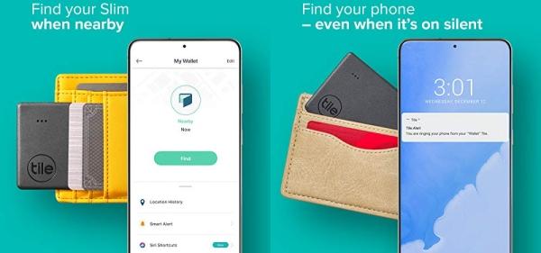 Purchase Tile Slim & Sleek Bluetooth Tracker, Item Locator on Amazon.com