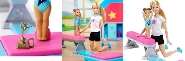 Purchase Barbie Flippin Fun Gymnast on Amazon.com