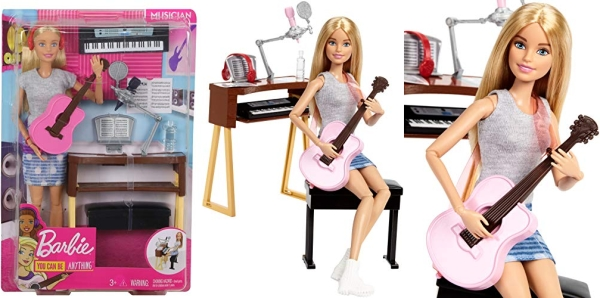 Purchase Barbie Musician Doll & Playset on Amazon.com