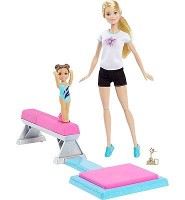 Purchase Barbie Flippin Fun Gymnast at Amazon.com