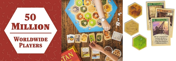 Purchase Catan The Board Game on Amazon.com