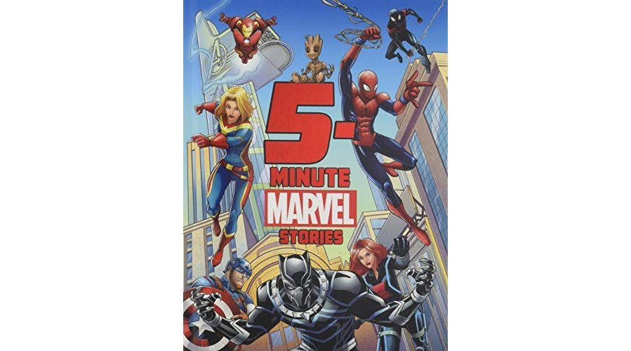 Purchase 5-Minute Marvel Stories (5-Minute Stories) at Amazon.com