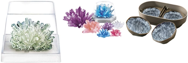 Purchase 4M Deluxe Crystal Growing Combo Steam Science Kit on Amazon.com