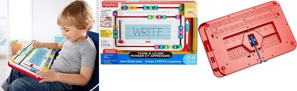 Purchase Fisher-Price Think & Learn Alpha SlideWriter on Amazon.com