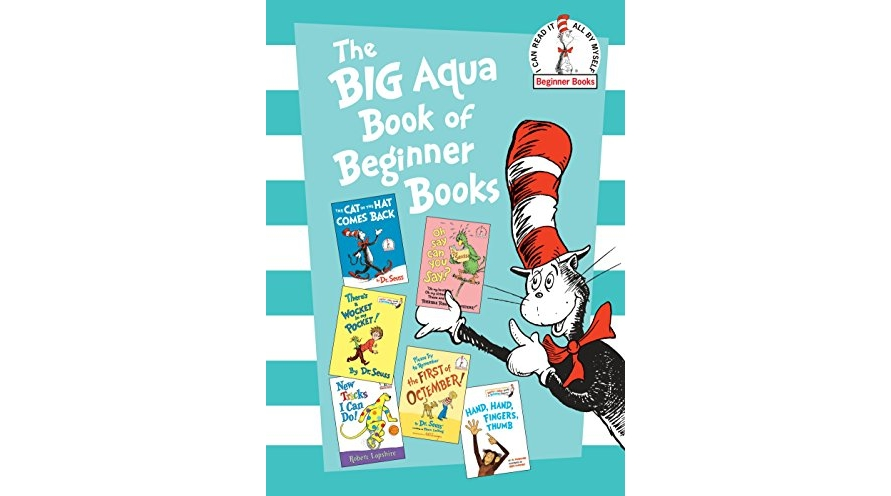 Purchase The Big Aqua Book of Beginner Books (Beginner Books(R)) at Amazon.com