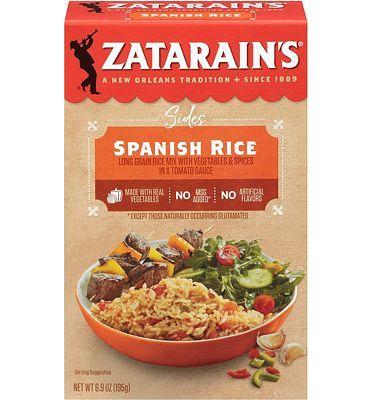 Purchase Zatarain's Spanish Rice, 6.9 oz at Amazon.com
