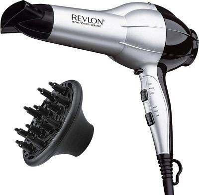 Purchase Revlon 1875W Shine Boosting Hair Dryer at Amazon.com