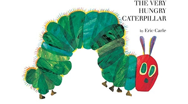 Purchase The Very Hungry Caterpillar at Amazon.com