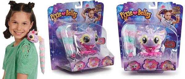 Purchase Pixie Belles - Interactive Enchanted Animal Toy, Layla (Purple) on Amazon.com