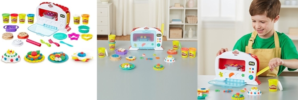 Purchase Play-Doh Kitchen Creations Magical Oven on Amazon.com