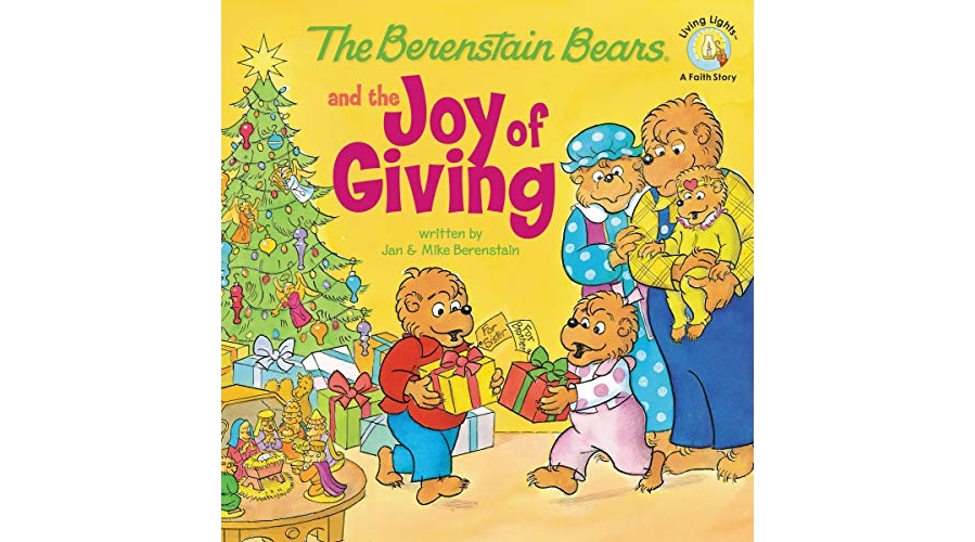 Purchase The Berenstain Bears and the Joy of Giving at Amazon.com