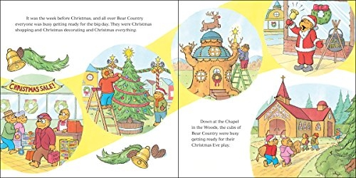 Purchase The Berenstain Bears and the Joy of Giving on Amazon.com