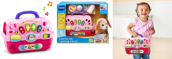Purchase VTech Care for Me Learning Carrier on Amazon.com