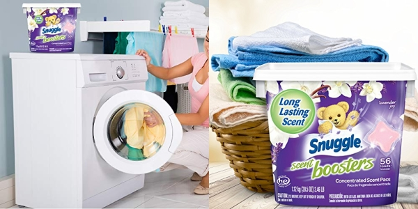 Purchase Snuggle Laundry Scent Boosters Concentrated on Amazon.com