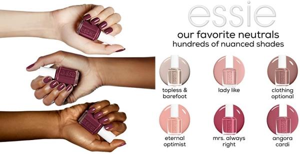 Purchase essie Nail Polish, Glossy Shine Finish, Angora Cardi, 0.46 fl. oz. on Amazon.com