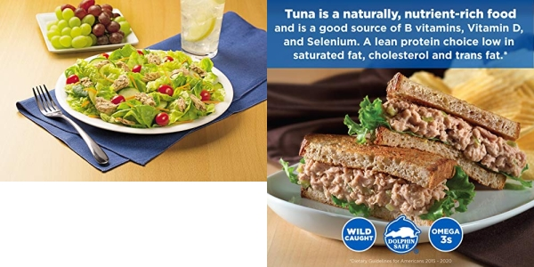 Purchase StarKist Tuna Creations, Variety Pack, 4 - 2.6 oz pouch (Total 10.4 Oz) on Amazon.com
