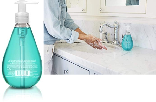 Purchase Method Gel Hand Soap, Waterfall, 12 Fl Oz (Pack of 6) on Amazon.com