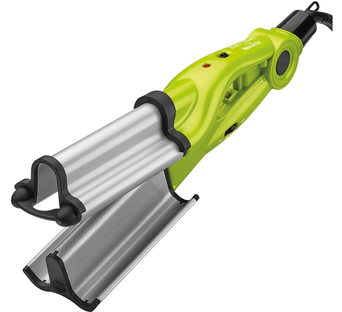 Purchase Bed Head Wave Artist Ceramic Deep Hair Waver for Beachy Waves, Green at Amazon.com