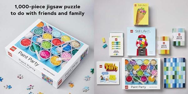 Purchase LEGO Paint Party Puzzle on Amazon.com