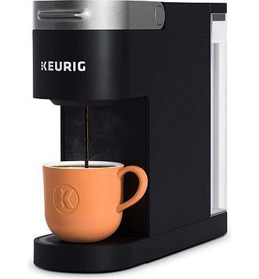 Purchase Keurig K-Slim Coffee Maker, Single Serve K-Cup Pod Coffee Brewer, 8 to 12 oz. Brew Sizes, Black at Amazon.com