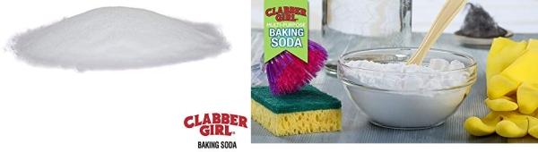 Purchase Clabber Girl Baking Soda, 12 Ounce on Amazon.com
