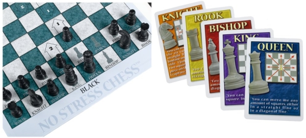 Purchase Winning Moves Games Winning Moves No Stress Chess, Natural on Amazon.com