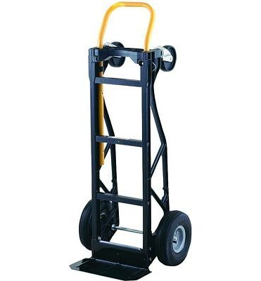 Purchase Harper Trucks 700 lb Capacity Glass Filled Nylon Convertible Hand Truck and Dolly at Amazon.com