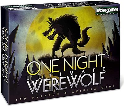 Purchase Bezier Games One Night Ultimate Werewolf at Amazon.com
