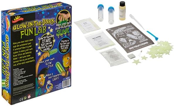 Purchase Scientific Explorer Glow in The Dark Fun Lab on Amazon.com