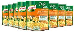 Knorr Pasta Sides For a Delicious Easy Pasta Meal Creamy Chicken No Artificial Flavors, No Colors from Artificial Sources, No Added MSG 4.2 oz, Pack of 8