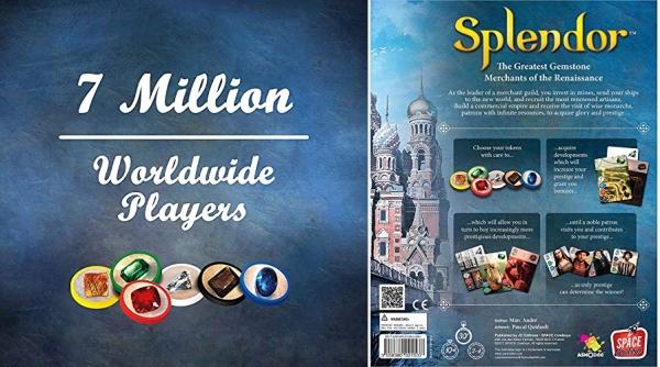 Purchase Splendor on Amazon.com