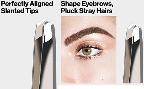 Purchase Revlon Tweezer, Slant Tip on Amazon.com
