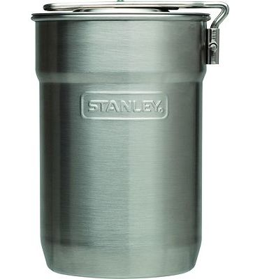 Purchase Stanley Adventure Camp Cook Set - 24oz Kettle with 2 Cups - Stainless Steel Camping Cookware at Amazon.com