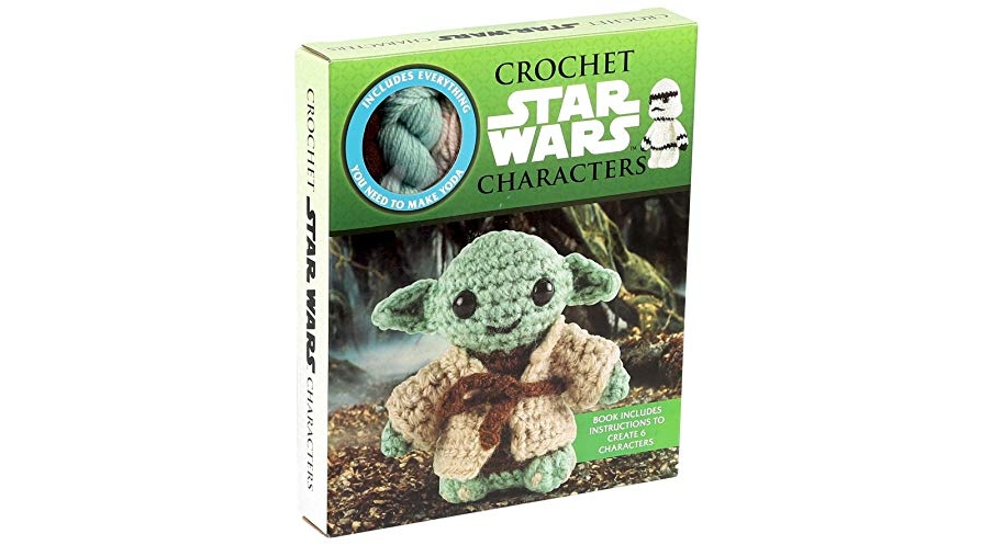 Purchase Crochet Star Wars Characters (Crochet Kits) at Amazon.com