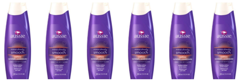 Aussie Miraculously Smooth Conditioner (Pack of 6) as low as $1.41/each shipped!