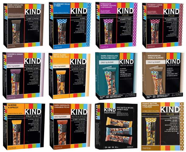 NEW $2 Off Coupon = Awesome Deals on Kind Bars!