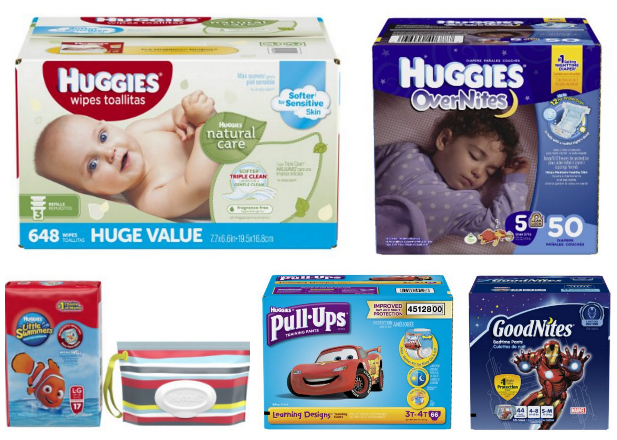 *HOT HOT HOT* NEW 30% Off Huggies Coupons = Up to 50% Off Diapers & Wipes!