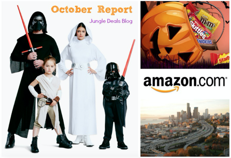 The Amazon October Report