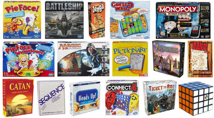 *HOT* Buy 2, Get One FREE On Select Boardgames!