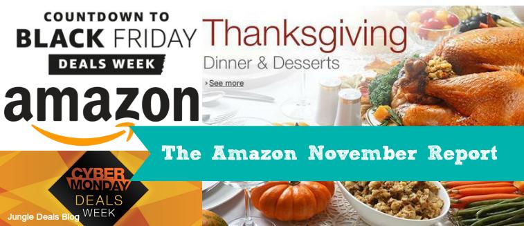 The Amazon November Report