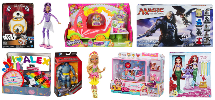 *HOT* Prime Members: Extra 10% Discount on Select Toys -- Many Already 70% Off!