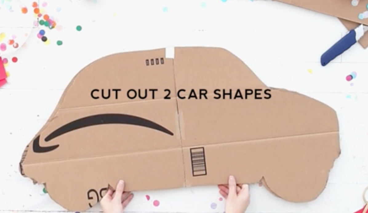"Amazon Shows You How to Make Adorable ""Boxtumes""!"