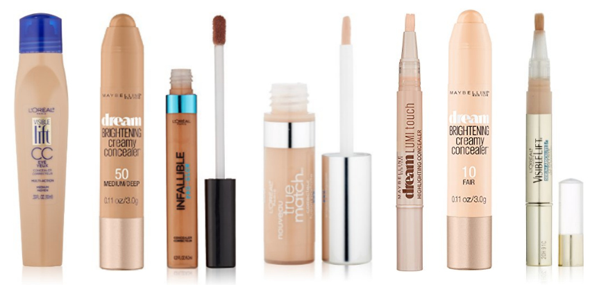 New Coupons Lots Of Brand Name Concealer On Sale Jungle Deals Blog