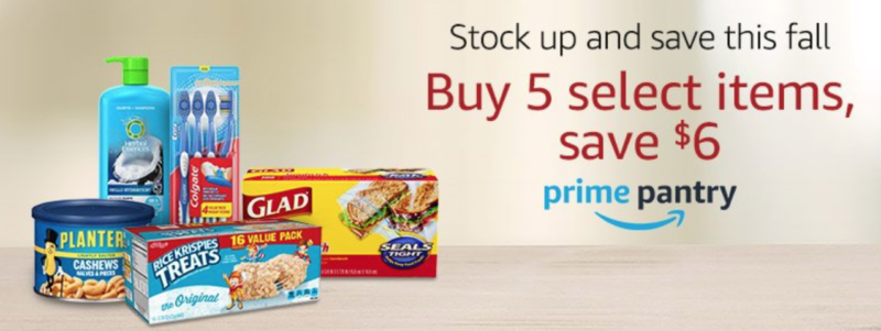 HUGE Round Up of Prime Pantry Deals — Including FREE Shipping, Coupons & More — Updated November 16th, 2017