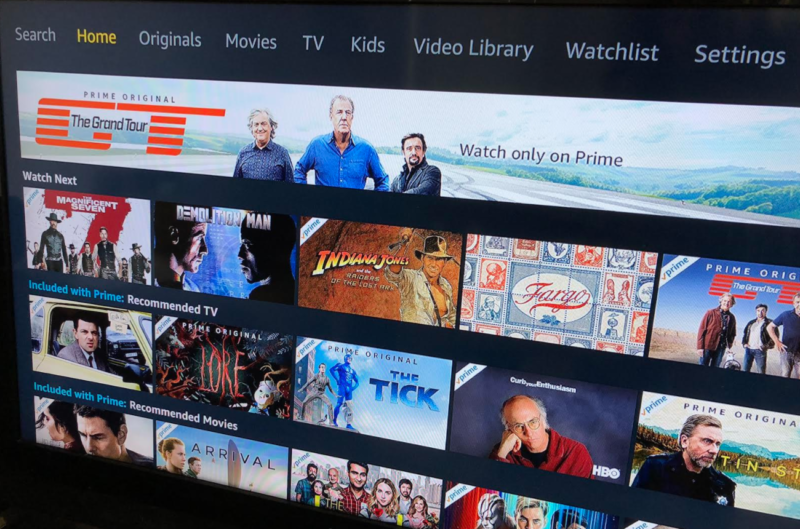 Amazon Video App FINALLY Comes to Apple TV