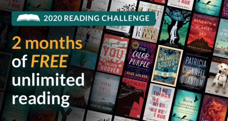 Select Customers: 2 Months of Kindle Unlimited for FREE -- I Qualified!
