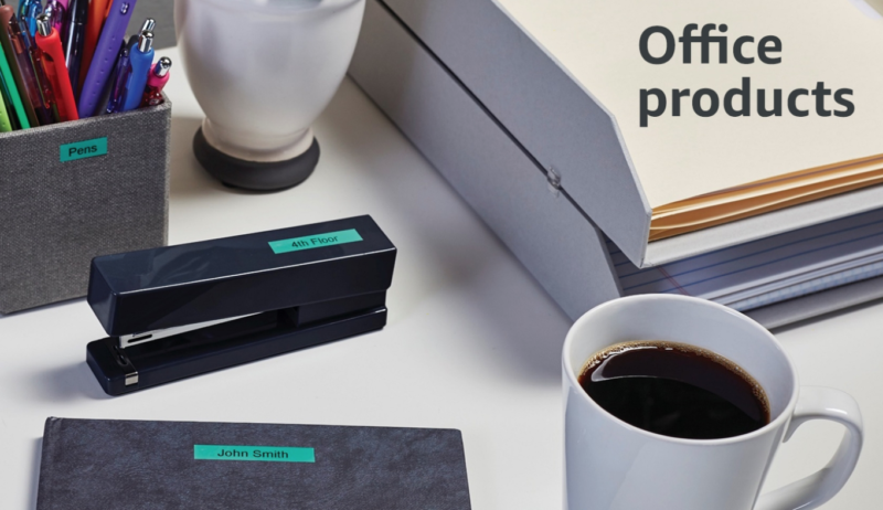 Amazon Deals on Office Products - Great for Home Businesses, Back School or Mailing Gifts!