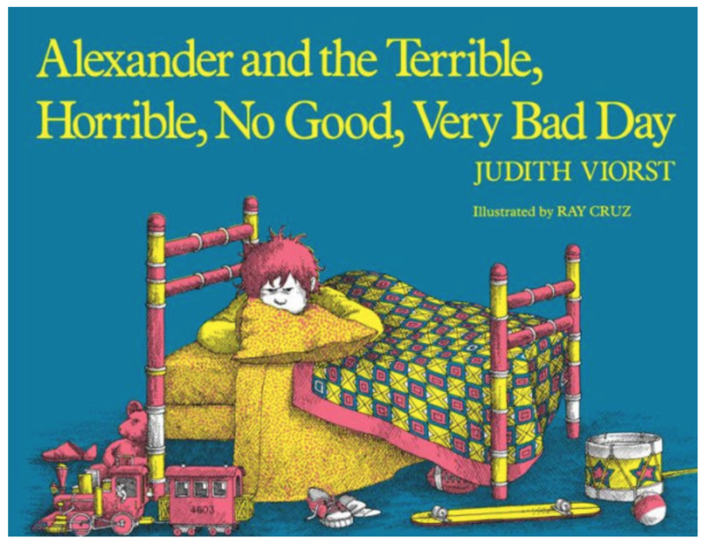 Purchase Alexander and the Terrible, Horrible, No Good, Very Bad Day at Amazon.com